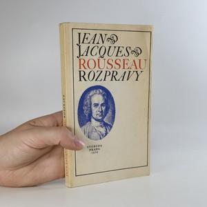 náhled knihy - Rozpravy