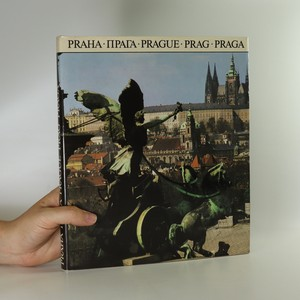 náhled knihy - Praha. Praga. Prague. Prag. Obrazová publikace o hlavním městě Československa