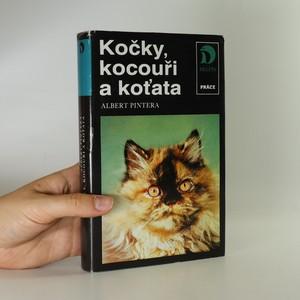 náhled knihy - Kočky, kocouři a koťata