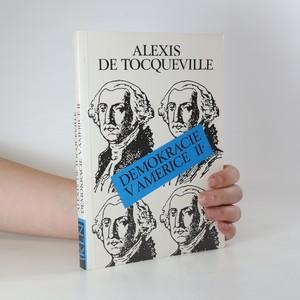 náhled knihy - Demokracie v Americe. I.