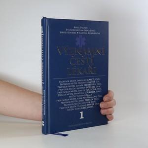 náhled knihy - Významní čeští lékaři. 1