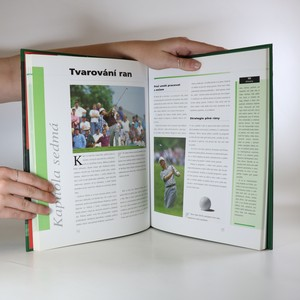 antikvární kniha Hrajte lépe golf, 2000
