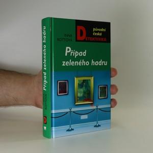 náhled knihy - Případ zeleného hadru