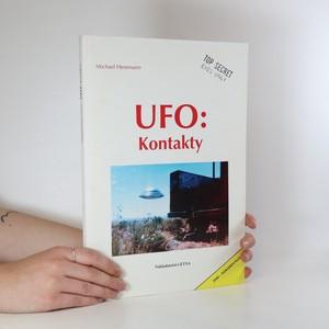 náhled knihy - UFO. Kontakty