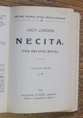 náhled knihy - Necita