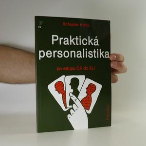 náhled knihy - Praktická personalistika. Po vstupu ČR do EU