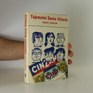 náhled knihy - Tajemství Santa Vittorie