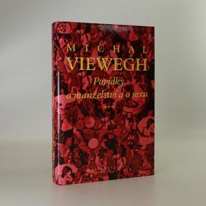 náhled knihy - Povídky o manželství a sexu