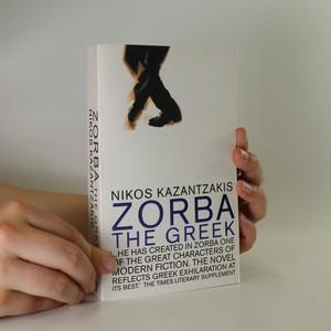 náhled knihy - Zorba the Greek