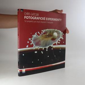 náhled knihy - Fotografické experimenty