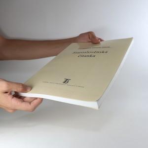 antikvární kniha Staroslověnská čítanka, 2004
