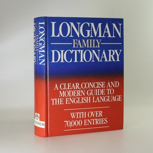 náhled knihy - Longman family dictionary
