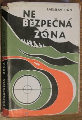 náhled knihy - Nebezpečná zóna