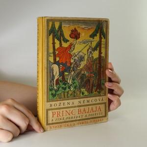 náhled knihy - Princ Bajaja a jiné pohádky a pověsti