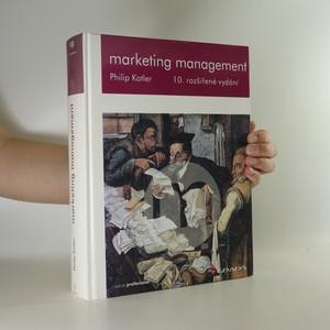 náhled knihy - Marketing management (10. rozšířené vydání)