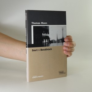 náhled knihy - Smrt v Benátkách