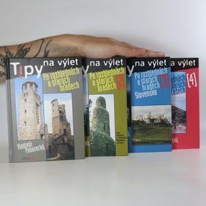 náhled knihy - Po rozhlednách a starých hradech. 1.-4. díl. (4 svazky)