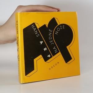 náhled knihy - Na jedné noze
