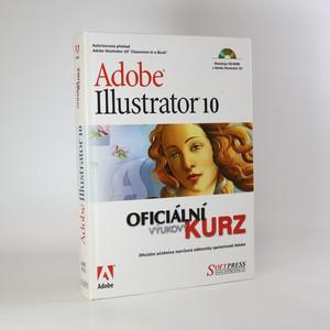 náhled knihy - Adobe Illustrator 10 (chybí CD)