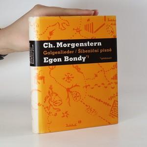 náhled knihy - Gargenlieder. Šibeniční písně