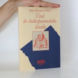 náhled knihy - Úvod do shakespearovského divadla