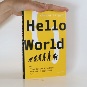 náhled knihy - Hello world