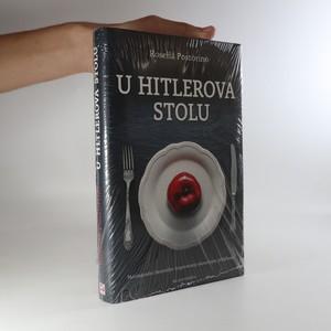 náhled knihy - U Hitlerova stolu (v obalu)
