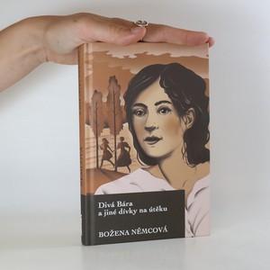 náhled knihy - Divá Bára a jiné dívky na útěku