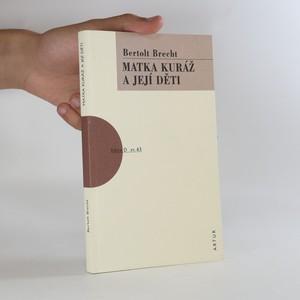 náhled knihy - Matka Kuráž a její děti. Kronika z třicetileté války