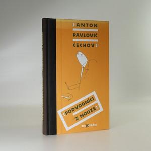 náhled knihy - Podvodníci z nouze
