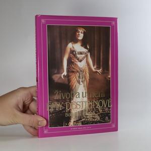 náhled knihy - Život a umění Emy Destinnové