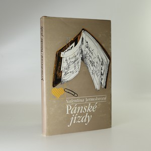 náhled knihy - Pánské jízdy