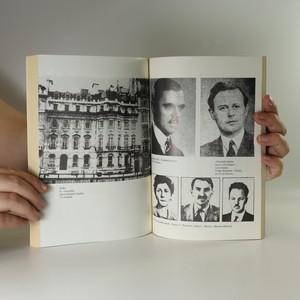 antikvární kniha Z análů tajných služeb. I. a II. díl., 1989
