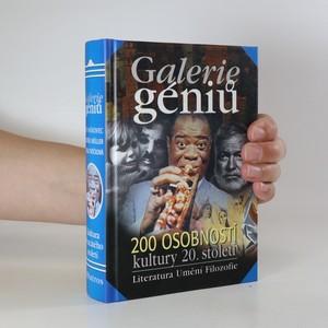 náhled knihy - Galerie géniů. 200 osobností kultury 20. století