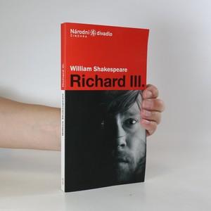 náhled knihy - Richard III.