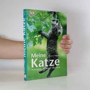 náhled knihy - Meine Katze. Haltung, Pflege, Rassen