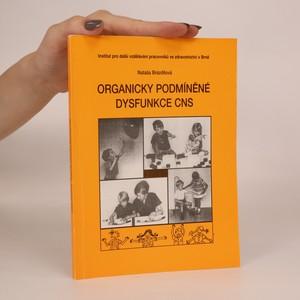 náhled knihy - Organicky podmíněné dysfunkce CNS
