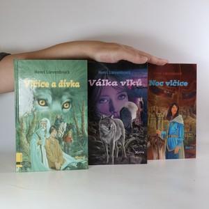 náhled knihy - Trilogie Moira: Vlčice a dívka. Válka vlků. Noc vlčice (3 svazky)