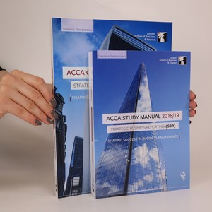 náhled knihy - ACCA. Strategic business reporting. Study manual. Question bank (2 svazky)