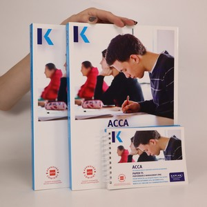 náhled knihy - ACCA. Performance management. Paper F5. Complete text. Exam kit. Pocket notes (3 svazky)