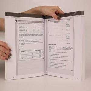 antikvární kniha ACCA. Performance management. Paper F5. Complete text. Exam kit. Pocket notes (3 svazky), 2016