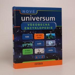 antikvární kniha Nové universum. Všeobecná encyklopedie A-Ž (bez CD), 2003