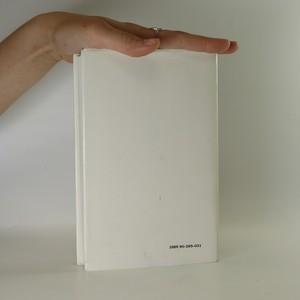 antikvární kniha Diagnóza naděje, 1992