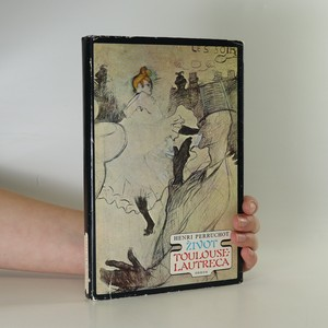 náhled knihy - Život Henri Toulouse-Lautreca