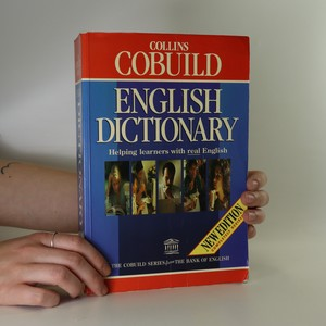 náhled knihy - Collins Cobuild English Dictionary