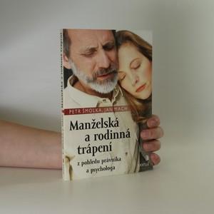 náhled knihy - Manželská a rodinná trápení