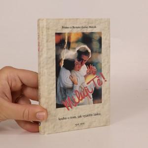 náhled knihy - Miluji tě!