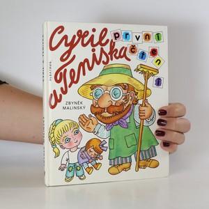 náhled knihy - Cyril a Teniska
