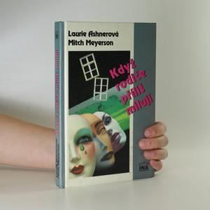 náhled knihy - Když rodiče příliš milují