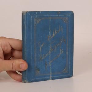 náhled knihy - Básnické profily francouzské